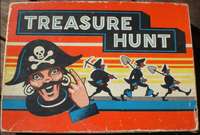 Board Game: Treasure Hunt