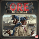 Board Game: Ore: The Mining Game