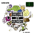 Board Game: Rumble in the Dungeon