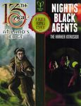 RPG Item: 13th Age: At Land's Edge / Night's Black Agents – The Harker Intrusion