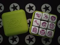 Board Game: Rory's Story Cubes: Scooby Doo