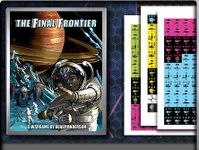 Board Game: The Final Frontier: Man's Expansion into the Solar System