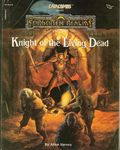 RPG Item: Knight of the Living Dead