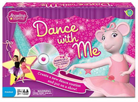 Board Game: Angelina Ballerina Dance With Me Game