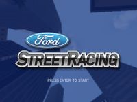Video Game: Ford Street Racing