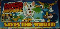 Board Game: Dangermouse Saves the World