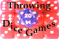 RPG Publisher: Throwing Dice Games
