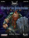 RPG Item: U02: Murder in Stoneholme (Pathfinder)