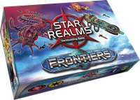 Board Game: Star Realms: Frontiers