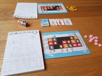 Board Game: Once Upon a Castle