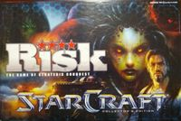 Board Game: Risk: StarCraft Collector's Edition