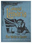 Board Game: Colonial Lemuria: New Worlds To Conquer