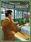 Board Game: Power Grid: Factory Manager