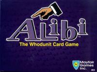 Board Game: Alibi