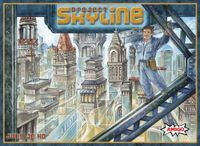 Board Game: Project Skyline