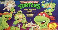 Board Game: Teenage Mutant Ninja Turtles: Ready for Battle Game