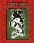 RPG Item: Dharma Book: Devil-Tigers