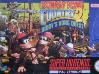Video Game: Donkey Kong Country 2: Diddy's Kong Quest