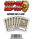 Board Game: Good Cop Bad Cop: Equipment Pack #2 – Serve