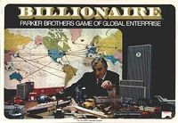 Board Game: Billionaire