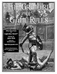 RPG Item: The Grimoire of Game Rules