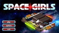 Video Game: Space Girls