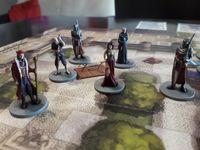 Board Game: King & Assassins