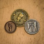 Board Game Accessory: Trickerion: Legends of Illusion – Metal Coins