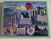 Board Game: All About Colorado Springs Colorado