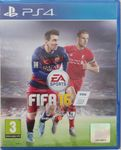 Video Game: FIFA 16