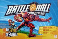 Board Game: Battleball