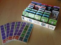 Board Game Accessory: Food Chain Magnate: Milestone Boards & Card Accordion