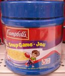 Board Game: Campbell's Soup Game