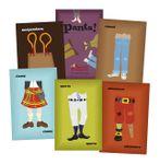 Board Game: Pants! Card Game