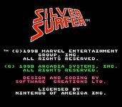 Video Game: Silver Surfer