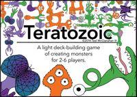 Board Game: Teratozoic