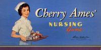 Board Game: Cherry Ames' Nursing Game