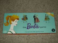 Board Game: Barbie Queen of the Prom Game