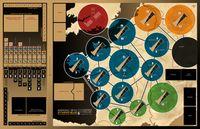Board Game: Set Europe Ablaze: The Resistance War 1939-1945