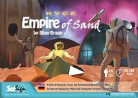Board Game: Ryce: Empire of Sand