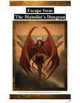 RPG Item: Escape from The Diabolist's Dungeon