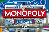 Board Game: Monopoly: Bretagne