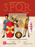 Board Game: SPQR (Deluxe Edition)