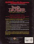 RPG Item: Road to Danger