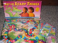 Board Game: Not So Scary Things