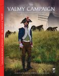 Board Game: The Valmy Campaign: The Revolution Saved, 1792AD