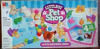 Board Game: Littlest Pet Shop