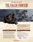 RPG Item: StoryForge: Asset Pack 10: The Fallen Frontier
