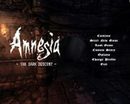 Video Game: Amnesia: The Dark Descent