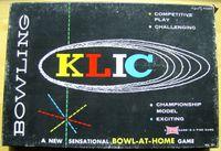 Board Game: KLIC Bowling